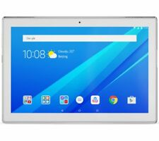 LENOVO Tab 4 10 Plus Tablet - 16 GB, White