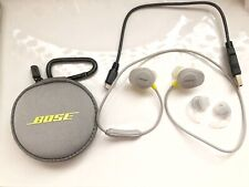 Bose SoundSport Wireless Bluetooth Headphones Citron