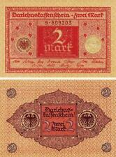 1920 Germany 2 Mark Banknote-UNC Condition- 18-229
