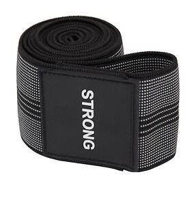 Heavy Duty Resistance Strap 90 x 6.2cm Yoga Hold Increase Flexibility Stretch M