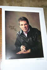 VINTAGE NASCAR DARRELL WALTRIP PORTRAIT POSTER 24 X19 HUNKS OF SPEED BOOGITY