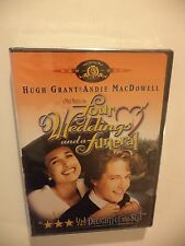 Four Weddings and a Funeral DVD 1999 Brand New!!!