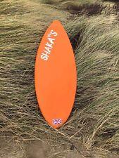 "Shakas 52"" EPS Epoxy Fibreglass Skimboard (Surfboard Skim Board Skimboards)"