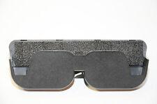 Brillenetui Easycar schwarz Brille Etui für das Auto Autoetui selbstklebend Neu