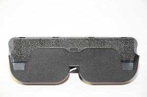 CathEU Auto Brillenhalter Sonnenbrillenhalter Clip Hanger Brillen Mount2pcs Brillenhalter f/ür Auto Sonnenblende Auto Brillenetuis Black