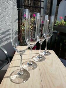 Sekt Gläser, Champagner Gläser, SCHOTT ZWIESEL, 4-er Set