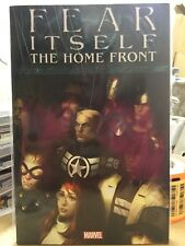 MARVEL GRAPHIC NOVEL FEAR ITSELF HOME FRONT - NEW