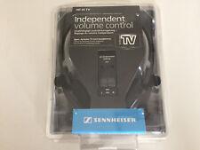 Sennheiser HD 35 TV auriculares, TV-mini-auricular, independiente de control de volumen! nuevo!