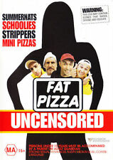 Fat Pizza  Uncensored (DVD, 2004) VGC Pre-owned (D92)
