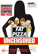 Fat Pizza  Uncensored (DVD, 2004)