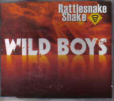 Rattlesnake Shake- Wild Boys cd maxi single