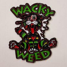 WACKY WEED - HAT PIN - BRAND NEW - MARIJUANA HP122