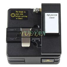 High Precision Optical Fiber Cutter Optical Fiber Fusion Cleaver  FTTH Tool