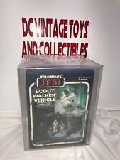 Vintage 1983 Star Wars ROTJ Scout Walker Palitoy CAS 85 Clipper version WOW