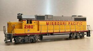 Athearn HO Scale GP50 Diesel Locomotive Missouri Pacific #2160