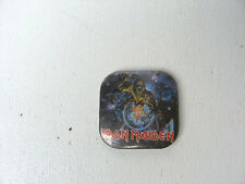 BADGE IRON MAIDEN années 80 BROCHE vintage PIN BROOCH F93