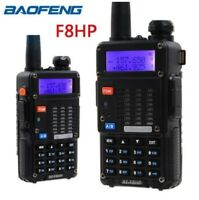 Baofeng BF-F8HP  8-Watt Tri Band & Power Two-Way Radio VHF-UHF-FM Ships from USA