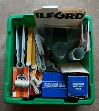 Film developing equipment kit - Used, but in good condition