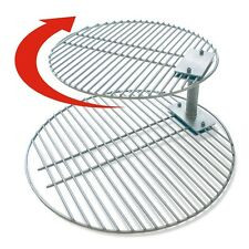 Stacker + Grill Grate Combo fits Large Big Green Egg