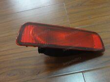 Red Rear Centre Bumper Fog Light Lamp For Nissan Qashqai 2007-2013