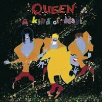 """QUEEN """"A KIND OF MAGIC"""" 2 CD DELUXE VERSION REMASTERED"""