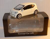 NOREV 3 INCHES 1/64 VW VOLKSWAGEN CONCEPT CAR SPACE UP 3 modèles au choix