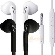 Ecouteurs intra-auriculaires stéréo Samsung Galaxy S3/S4/S5/S6/S7/ câble plat