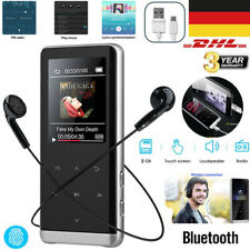 8GB MP3 Player Bluetooth HiFi Bass Musik Spieler 1,8'' LCD Display FM Radio DHL