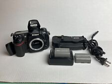Nikon D D300 12.3 MP Digital SLR Camera Body - Used, fair condition