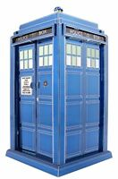 Metal Earth Doctor Who Tardis 3D Model Kit -Amazing Detail Great Stocking Filler