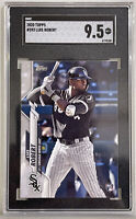 2020 Topps LUIS ROBERT #392 Graded Rookie Card RC SGC 9.5 - PSA White Sox