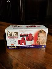 Caruso Professional Traveler 14 Molecular Steam Hairsetter Hair Rollers C97956