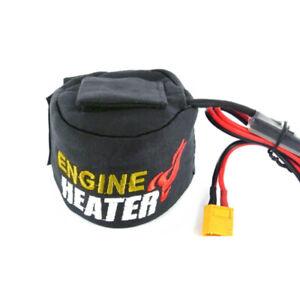 SkyRC Nitro Engine Heater Head Warmer Low-Voltage Cutoff 12VDC Pre SK-60006 USA!