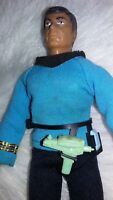 "1974 Mego Star Trek Dr. McCoy Action figure 8"" Type-2 body COMPLETE 1970's"