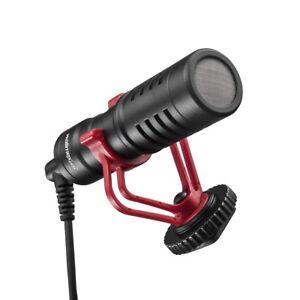 walimex pro Richtmikrofon VLOG, idealer Begleiter für Vlogger und Blogger
