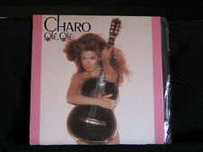 Charo. Ole Ole. 33 lp Gatefold Record Album. 1979. Pink Vinyl.