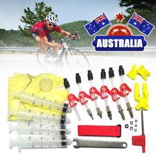 Bicycle Bike Hydraulic Disc Brake Bleed Kit Tool For AVID Formula HYGIA HAYES AU