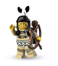 "LEGO MINIFIGURES SERIES 1 (8683) ~ The ""TRIBAL HUNTER"" ~ (SEALED PACK ~ 2010)"