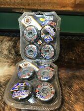 8 Unused Vintage HYPER WHEELS Series Skate Wheels ~ NHL Hockey Pro 250