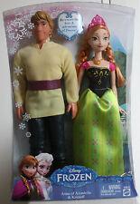 Disney Frozen  Anna of Arendelle and Kristoff