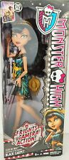 LIQUIDATION ! Cleo de Nile Monster High Doll Mattel New Clothes Accessories