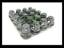 16 NISSAN MAG LUG NUTS | 12X1.25 | FITS MOST NISSAN, INFINITI OEM WHEELS