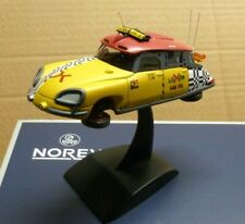 NOREV 1/43 RESIN FLYING CITROEN DS DS21/DS23 TAXI BACK TO THE FUTURE PART II 2