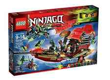 LEGO ® Ninjago ™ 70738 final flight of Destiny 's Bounty NUOVO OVP NEW MISB NRFB