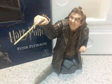 Harry Potter Gentle Giant Bust PETER PETTIGREW Limited No 202/550 **VERY RARE**