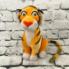 Vintage Disney The Jungle Book Shere Khan Tiger Plush Stuffed Toy By Applause