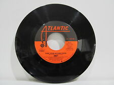 """45 RECORD 7"""" SINGLE - ABBA- DOES YOUR MOTHER KNOW"""