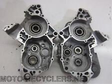 02 KX125  KX 125 Crank Cases engine case   23