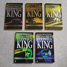 Stephen King - The Green Mile (Parts 1 to 5)