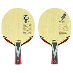 XIOM Hayabusa Zx     OFF Table Tennis Blade